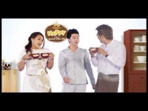 happy tvc by premier coffee