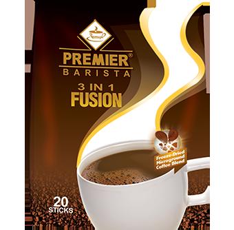 <span>Premier</span> Barista 3in1 Fusion