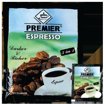 <span>Premier</span> Espresso 3in1