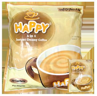 <span>Happy</span> Coffeemix Creamy