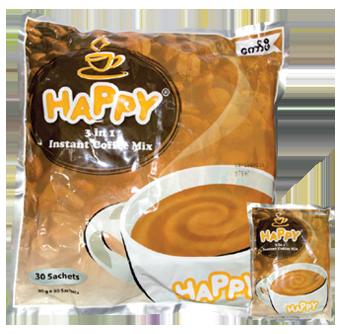 <span>Happy</span> Coffeemix Original