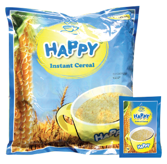 <span>Happy</span> Instant Cereal