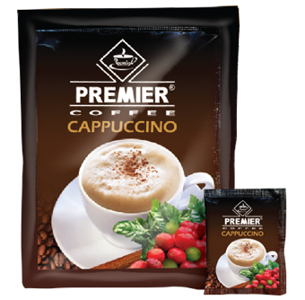 <span>Premier</span> Cappuccino