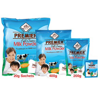 <span>Premier</span> Full Cream Milk Powder