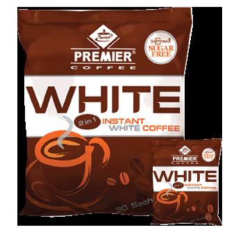 <span>Premier</span> White (No Added Sugar)