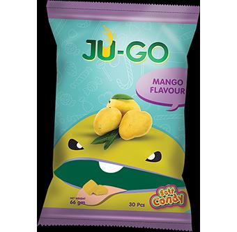 <span>Ju-Go</span> Mango Soft Candy