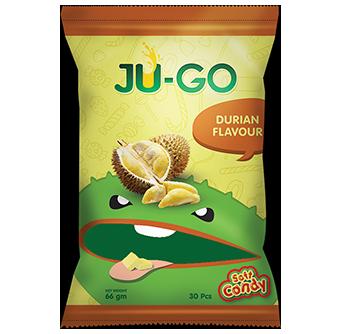 <span>Ju-Go</span> Durian Soft Candy